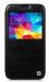 Цены на Hoco Crystal Series Leather case for Samsung Galaxy S5 G900 Black чехол для изготавливается из высококачественных материалов и точно повторяет размеры вашего смартфона. Не оставляет зазоров,   не увеличивает толщину корпуса и не ухудшает его функционал.