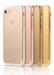 Цены на Remax Sunshine для Iphone 7 Crystal Силиконовый чехол Remax Creative Case для Iphone 5/ 5s Transporent Black Надежно защищает от трещин,   сколов,   царапин,   потертостей,   грязи и пыли не скользит на горизонтальных поверхностях и в руках предоставляет свободный