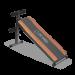 Цены на oxygen flat sit up board Скамья для пресса прямая