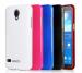Цены на IMUCA для Samsung Galaxy Round G910 Red Чехол изготовлен из высококачественного полимера,   повторяет размеры вашего смартфона. Не оставляет зазоров,   не увеличивает толщину корпуса и не ухудшает его функционал. Комплект включает в себя защитную пленку и сти