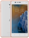 Цены на Nokia 3 16GB Dual Cooper White Android 7.0 Тип корпуса классический Материал корпуса алюминий и пластик Управление сенсорные кнопки Количество SIM - карт 2 Режим работы нескольких SIM - карт попеременный Размеры (ШxВxТ) 71.4x143.4x8.48 мм Экран Тип экрана цве