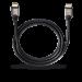 Цены на HDMI - HDMI OEHLBACH Black Magic 170 1.7 м С высокоскоростным кабелем HDMI®  вы получаете неограниченное удовольствие от домашнего кинопросмотра. Дополнительный канал передачи данных (канал Ethernet) позволяет подключать компоненты AV с поддержкой Интерн