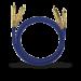 Цены на 2RCA  -  2RCA межблочный кабель OEHLBACH 2029 1.0 м