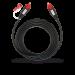 Цены на Цифровой оптический кабель OEHLBACH Red Opto Star 1.0 м (6003)   Оптический цифровой аудиокабель,   оснащенный двумя металлическими штекерами TOSLINK. Инновационный дизайн цифрового кабеля,   содержащего ультрачистые оптоволоконные проводники,   обеспечива