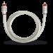 ���� �� RCA - RCA ������ OEHLBACH NF 13 MK II 2.0 (10302) ������������� � ���������� ������������ ������������ ������ Cinch ��� �������� �������� - ������������� ������������� ��� ������������������� ����������� � �������� Hi - Fi � �������� �������� �����������. �����