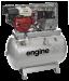 Цены на Abac EngineAIR B5900B/ 270 7HP Производительность(л/ мин) : 476;  Максимальное давление(атм) : 14;  Мощность двигателя(кВт) : 5.3;  Объём ресивера(л) : 270;  Питание : бензин;