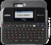 Цены на Ленточный принтер штрих - кодов Brother PT - D600VP Ленточный настольный термопринтер Brother PT - D600VP,   интерфейс подключения USB,   ширина печати до 24 мм,   скорость печати 30 мм/ сек,   автоматический обрезчик,   в кейсе