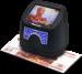 Цены на Детектор банкнот Cassida MFD1 Портативный многофункциональный детектор банкнот и ценных бумаг.