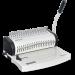 Цены на Брошюровщик Office Kit B2115 Брошюровщик на пластиковую пружину,   перфорирует 15 листов,   сшивает 500 листов (70 г/ м2)