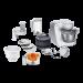 Цены на Кухонный комбайн Bosch MUM58243 серый/ белый Кухонный комбайн Bosch MUM58243 серый/ белый MUM58243
