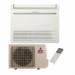 Цены на Напольный кондиционер Mitsubishi Electric MFZ - KJ50VE/ MUFZ - KJ50VEHZ Напольная сплит - система,   режимы работы: охлаждение /  обогрев,   мощность охлаждения: 5000 Вт,   пульт ДУ,   уровень шума: 27 - 44 Дб