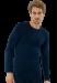 Цены на Эластичная мужская фуфайка синего цвета SCHIESSER 205419шис Синий SCHIESSER  -  Модель стильного синего цвета  -  Круглый вырез горловины  -  Изготовлен из «дышащей» ткани Лонгслив или футболка с длинными рукавами — стильная и удобная одежда,   которую так «уважа