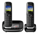 Цены на Panasonic KX - TGJ322RUB Комплектация  -  Трубка,   Дальность действия на открытой местности  -  300,   Память набранных номеров  -  5,   Количество трубок в комплекте  -  2,   Тип  -  Радиотелефон,   Caller ID  -  Есть,   Дальность действия в помещении  -  50,   Стандарт DECT  -  Есть,