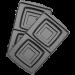 Цены на Redmond RAMB - 04 Количество предметов в комплекте  -  1,   Тип  -  Панель для мультипекаря,   Для моделей  -  Любой мультипекарь Redmond,   Антипригарное покрытие  -  Есть,   Форма для мультипекаря  -  Квадрат