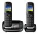 Цены на Panasonic KX - TGJ322RUB Комплектация  -  База,   Дальность действия на открытой местности  -  300,   Память набранных номеров  -  5,   Количество трубок в комплекте  -  2,   Тип  -  Радиотелефон,   Caller ID  -  Есть,   Дальность действия в помещении  -  50,   Стандарт DECT  -  Есть,   Ж