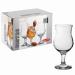 Цены на Pasabahce для коктейля 380мл 6шт (PSB 44872) Количество предметов  -  6,   Материал  -  Стекло,   Питьевая посуда  -  Бокал,   Тип  -  Набор,   Цвет  -  Прозрачный
