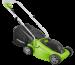 Цены на Электрическая газонокосилка GreenWorks 1200W (32 см) Тип двигателя устройства: электрический ;  Мощность: 1200 Вт ;  Ширина захвата: 32 см ;  Тип перемещения: несамоходная ;  Высота скашивания: 2.0 - 8.0 см ;  Объем травосборника: 40 л ;  Вес: 6.9 кг