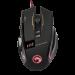 Цены на MARVO G909 BK Цвет подсветки  -  Синий,   Цвет  -  Черный,   Тип корпуса  -  Для правой руки,   Разрешение оптического сенсора  -  3200,   Интерфейс подключения  -  USB,   Назначение  -  Игровая,   Длина провода мыши  -  1.5,   Подсветка  -  Есть,   Колесо прокрутки  -  Есть,   Соединение  -