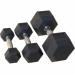 Цены на Johns Комплект гантелей гексагональные Johns 72014/ 1 - 10.