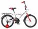 Цены на Novatrack Детский велосипед обеспечивает максимальную безопасность и удобство начинающим покорителям двухколесного транспорта. Велосипед имеет комфортную посадку для прогулок по городу и за его пределами,   благодаря широкому сиденью и удобной конструкции р