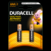 Цены на Duracell LR03 - 2BL Basic (2шт) (AAA) батарейки Duracell Basic AAA? надежный источник питания,   до 40% больше энергии