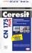 Цены на Смесь Ceresit Cn 175 plus самовыравнивающаяся универсальная 25 кг Тип: Универсальная самовыравнивающаяся смесь.Назначение: Применяется для выравнивания пола и устройства стяжек внутри зданий,   для выравнивания пола под укладку покрытий (ПВХ,   линолеума,   ков