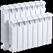 Цены на Алюминиевый секционный радиатор Rifar Alum 350 4 секции Тип: Алюминиевый радиатор.Особенности: Главное отличие от известных алюминиевых радиаторов заключается в конструкции вертикального канала секции. Технологическое отверстие в нижней части каждой секци