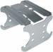 Цены на Соединитель Кнауф Двухуровневый для пп 60/ 27 Тип: Соединитель двухуровневый.Назначение: Предназначен для крепления несущих профилей к основным профилям в подвесном потолке П 112.Технические характеристикиГабаритные размеры: 62х58х45 мм,   толщина 0,  9 мм.
