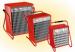 Цены на Переносной тепловентилятор для надежной работы в любых условиях Frico Tiger p153