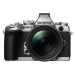 Цены на Фотоаппарат Olympus OM - D E - M1 kit 12 - 40mm,   серебро