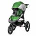 Цены на Baby Jogger Summit X3  -  коляска прогулочная беговая зеленая