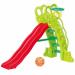 Цены на Ching - Ching 11 - SL Горка с баскетбольное кольцом каскад