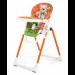 Цены на Peg - Perego Prima Pappa Zero - 3 ПВХ стульчик для кормления ORSO ARANCIO (оранж/ мишка),