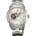 Цены на Наручные часы Orient SDA02002W Механические часы с автоподзаводом. 12 - ти часовой формат времени. Подсветка стрелок. Диаметр 39 мм