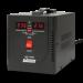 Цены на Powerman AVS 1500D black Максимальная выходная мощность 1500 ВА Эффективная мощность 750 Вт Входное напряжение 140  -  260 В Количество розеток 1 шт. Powerman AVS 1500D black