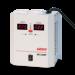 Цены на Powerman AVS 500P Максимальная выходная мощность 500 ВА Эффективная мощность 250 Вт Входное напряжение 90  -  275 В Количество розеток 2 шт. Powerman AVS 500P