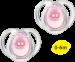 Цены на Tommee Tippee Пустышка Tommee Tippee ANY TIME 0 +  5126/ 43336563 розовый Пустышка Tommee Tippee Any Time силиконовая разработана совместно с врачами - стоматологами. Пустышка повторяет форму неба малыша,   не мешая развитию его ротовой полости. Новая,   улучшенна
