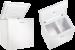 Цены на Hansa Морозильник - ларь Hansa FS150.3 белый Основные характеристики ДизайнBasic ТипМорозильный ларь Общий объем,   л150 Общий полезный объем,   л146 Объем холодильной камеры,   л0 Объем морозильной камеры,   л146 Разморозка холодильной камеры -  Разморозка морозильн