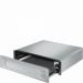Цены на Smeg Встраиваемый шкаф для подогрева посуды Smeg CTP9015X Нержавеющая сталь,   обработка против отпечатков пальцев Открывание Push (без ручки) Кнопка вкл./ выкл. Поворотный переключатель температуры ФУНКЦИИ/  ОПЦИИ/  ТЕМПЕРАТУРА Регулировка температуры: 30  -  8