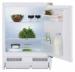 Цены на Beko Встраиваемый холодильник Beko BU 1100 HCA Общие характеристики Тип: холодильник без морозильника Расположение: встраиваемый Цвет /  Материал покрытия: белый /  пластик Управление: электромеханическое Энергопотребление: класс A Количество компрессоров: