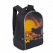 Цены на Grizzly Рюкзак дошкольный Grizzly Динозавр RS - 734 - 6/ 1 Черный Рюкзак малый «Динозавр» черного цвета,   для мальчика. Данный рюкзак рассчитан для детей дошкольного возраста от 4–7 лет. Одно отделение. Укрепленная спинка. Мягкая укрепленная ручка. Укрепленные