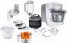 Цены на Bosch Кухонный комбайн Bosch MUM58243 Мощность мотора 1000 Вт SensorTechnology гарантирует постоянную скорость перемешивания Чаша из нержавеющей стали,   объем 3.9 л Планетарное вращение 3D 7 - ступенчатая регулировка скорости  +  импульсный режим Электронная р