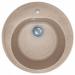 Цены на GranFest Кухонная мойка GranFest Rondo GF - R510 песочный Тип: мойка кухонная Материал: искусственный гранит Форма: круглая Ширина мойки: 510 мм Длина мойки: 510 мм Глубина мойки: 180 мм Установка: встраиваемая сверху Число основных чаш: 1 Крыло: нет Отверс