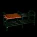 Цены на ЗМИ Стеллаж ЗМИ 80см 2полки черн с сиденьем Тип подставка для обуви с сиденьем 2 - х ярусная размер 800х380х300мм Цвет черный
