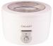 Цены на Galaxy Йогуртница Galaxy GL2695 Управление: механическое Принцип работы: постоянный нагрев Материал корпуса: пластик Материал баночек: стекло Количество баночек: 4,   емкостью 100 мл Индикатор работы: есть Мощность: 20 Вт