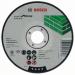 Цены на Bosch Круг отрезной камень Bosch Ф115*2,  5 2.608.600.320 Круг отрезной камень Ф115*2,  5 (320) Bosch Отрезные круги по камню длявысоких требований Для ручных угловыхшлифмашин Максимальная окружная скорость:80 м/ с (в зависимости от частоты вращения и диаметра
