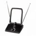 """Цены на HAMA Антенна HAMA H - 44273 Антенна Hama H - 44273 комнатная """" HD 40""""  для цифрового и аналогового ТВ 40 дБ активная Основные характеристики Тип антенны: активная Исполнение антенны: комнатная Размещение антенны: настольная Тип принимаемых сигналов: а"""