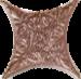 Цены на Керамическая плитка Ebesa Estrella Angara Bronze 4JN1A Вставка 6,  7x6,  7