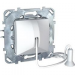 Цены на Выключатель со шнурком 1 м без фиксации Schneider Electric UNICA белый MGU5.226.18ZD