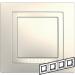 Цены на Рамка 4 поста с декоративным элементом Schneider Electric UNICA бежевая MGU2.008.25